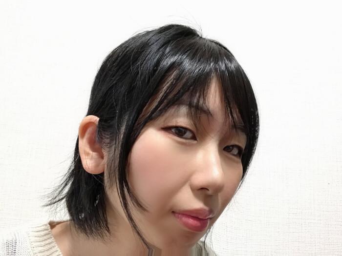 ブライトララ 前髪